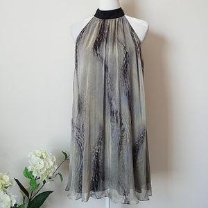 🌟 Vertigo Paris Silk Dress 🌟